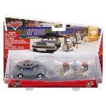 Mattel Cars - Pack de 2 véhicules gris et beige