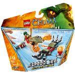 Lego 70150 - Legends of Chima : Les griffes de feu