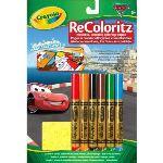 Crayola Recoloritz - Album de coloriage Cars