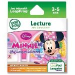 Leapfrog Jeu Leapster / LeapPad : Minnie Mouse