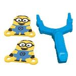 IMC Toys Lanceur + minion Moi, moche et méchant