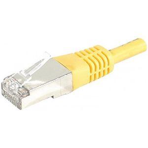 Dexlan 856858 - Cordon réseau RJ45 patch SSTP Cat.6 1,5 m