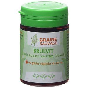 Graine sauvage Brulvit Pilulier de 60 Gélules