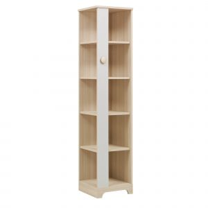 Galipette Olympe - Bibliothèque d'angle 4 étagères