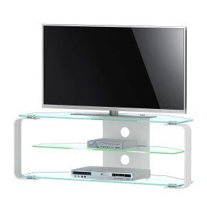 meuble tv 110 cm comparer 275 offres. Black Bedroom Furniture Sets. Home Design Ideas