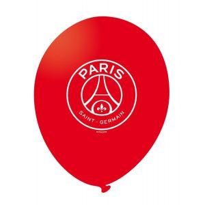 11 ballons imprimés PSG