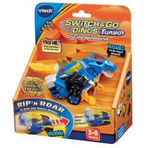 Vtech Switch & Go Dinos : Ivor , le turbo Spinosaure