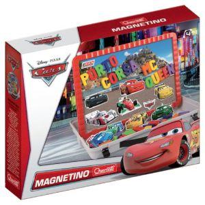 Quercetti Valisette magnétique : Apprendre à lire et écrire Cars 2