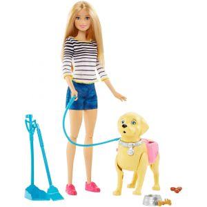 Mattel Barbie Balade du chien