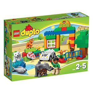 Duplo 6136 - Briques : Mon premier zoo