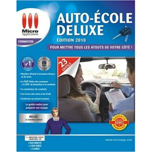 Auto Ecole 2010 Deluxe pour Windows