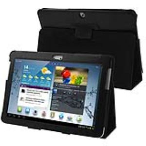 TechExpert Etui Housse Luxe en cuir pour Samsung Galaxy Tab 2 10.1 P5100 P5110