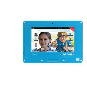 """Lexibook Laptab 2 (MFC141FR) - Tablette tactile 7"""" 2 Go sous Android 4.0 avec clavier"""