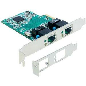 Delock 89358 - Carte réseau 1000 Mbits/s PCI-Express