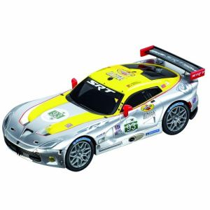 Carrera Toys 61282 - Dodge Viper SRT GTS-R pour circuit Go!!!