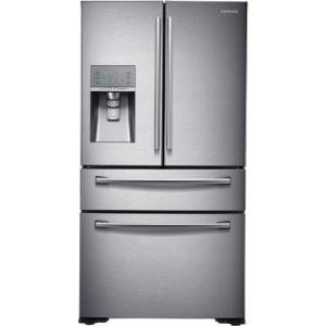 Samsung RF24HSESBSR - Réfrigérateur combiné avec système Sodastream