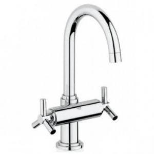 Grohe 21019000 - Mélangeur lavabo ATRIO monotrou 15x21 orientable chromé