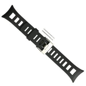 Suunto SS018489000 - Bracelet Quest Black Strap