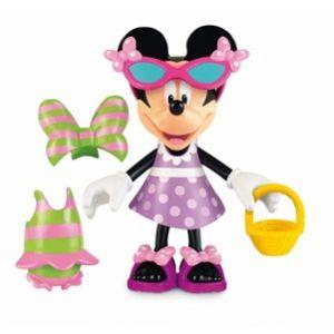 Fisher-Price Coffret vêtements et accessoires Beach Boutique Minnie