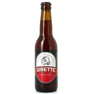 Ginette Bière Fruitée Bio 33cl