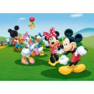 Poster XXL La Maison de Mickey Disney