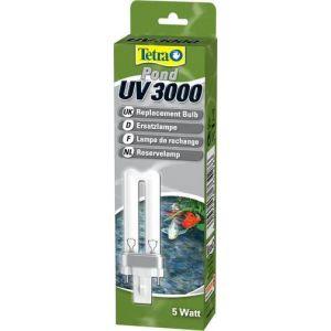 Tetra Lampe Rech 5W Uv 3000