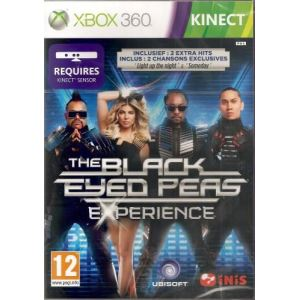 The Black Eyed Peas Experience (jeu compatible Kinect) sur XBOX360