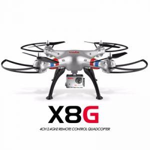 Syma Toys X8G - Drone avec caméra FULL HD 1080p
