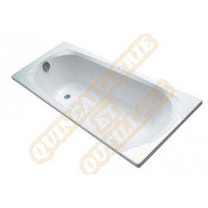 Ideal Standard Ulysse - Baignoire en acrylique à encastrer (170 x 70 cm)