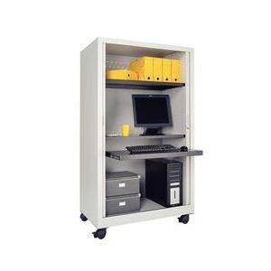 Armoire micro informatique (100 x 170 cm)