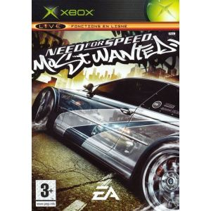 Need for Speed : Most Wanted sur XBOX