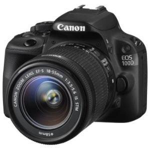 Canon EOS 100D (avec objectif 18-55mm)