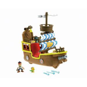 Fisher-Price Bucky le bateau de pirate musical de Jake