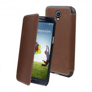 Muvit MUSLI0242 - Étui à clapet Folio pour Samsung Galaxy S4 I9500