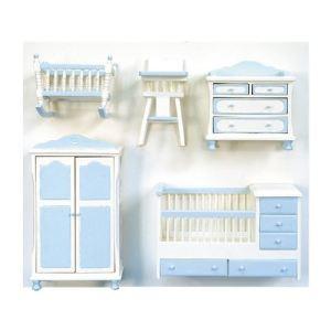 Artesania Chambre de bébé pour maison de poupée