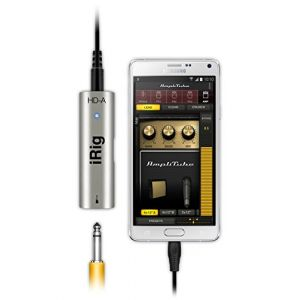 Ik multimedia IP-IRIG-HDA-IN Interface guitare pour Android