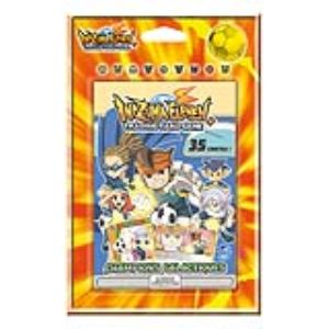 Asmodée Carte à collectionner Inazuma Eleven - Starter : Champions Galactiques (35 cartes)