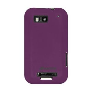 Amzer Skin Jelly - Coque silicone pour Motorola Defy MB525