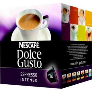 Nescafe 16 capsules Dolce Gusto Espresso Intenso