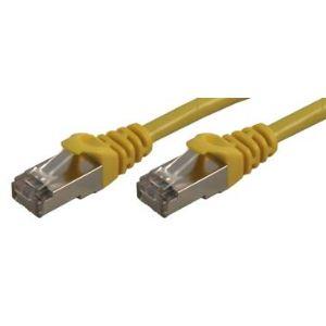 MCL Samar FCC6ABMHF-3M/J - Cordon de brassage RJ45 cat.6A F/UTP LSZH 3m