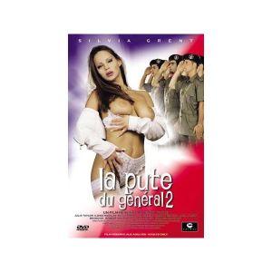 DVD - réservé La pute du général 2