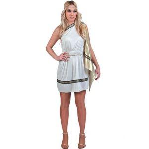 Déguisement déesse Grecque robe courte