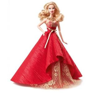 Mattel Barbie Joyeux Noel 2014 (Collector)