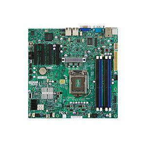SuperMicro X9SCM-F (MBD-X9SCM-F-O) - Carte mère Socket Intel LGA 1155 (retail pack)