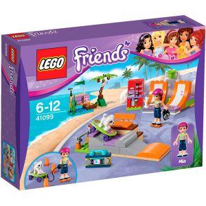 Lego 41099 - Friends : Le skatepark