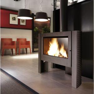Invicta 6110-44 - Poêle-cheminée Itaya