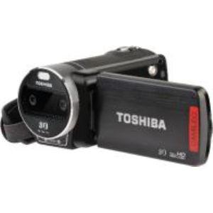Toshiba Camileo Z100 - Caméscope Full HD 3D à carte mémoire