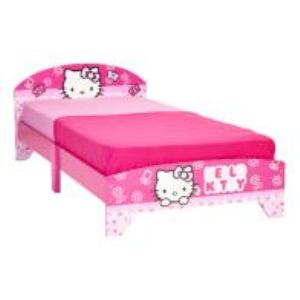 Someo Lit Hello Kitty avec sommier (90 x 190 cm)