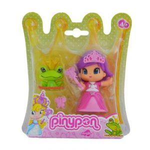 Famosa Pinypon - Princesse robe rose et grenouille