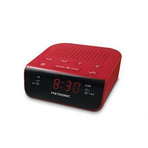 Metronic 477011 - Radio-réveil
